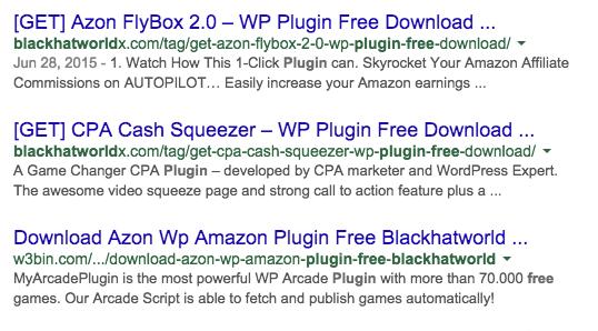 Blackhat_plugins_Google_Results_WordPress_Security