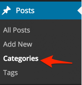LoDo_Web_SEO Meta to post categories Categories
