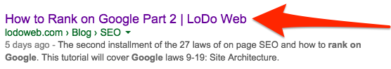 How_to_Rank_on_Google_Meta_Title_LoDo_Web